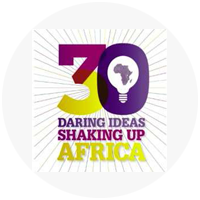 30 ideas shaking africa